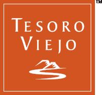 Tesoro Viejo logo - Life. Unprecedented.