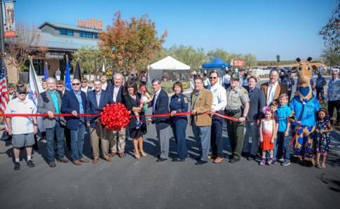 Tesoro Viejo celebrates at its community's grand opening event